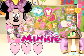 Kitchen Accessory Minnie Bowtastic Kitchen Accessory Set Youtube