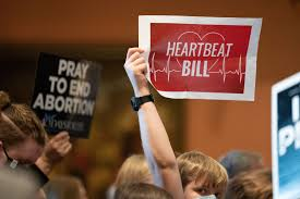 """Heartbeat Bill"""" Passes Texas House, Restricting Access to Abortion 