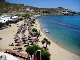 Mykonos Paradise Beach Rhodes Island Greece Popmusikular Islands Foto von  Vally1   Fans teilen Deutschland Bilder