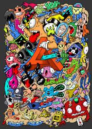 doodle wallpaper hd