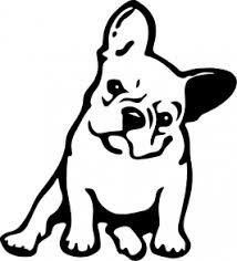 Tetování Pes Obrys