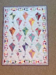 fly a kite quilt pattern - Google zoeken | Kite Quilts | Pinterest ... & New Kite quilt cotton finished quality ribbon flying kites sky fun kids  boys girls babies Adamdwight.com