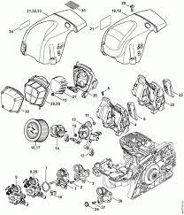 Fascinating stihl ms 440 parts diagram ideas best image engine