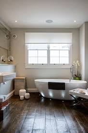 spa bathroom lighting. Smart Lighting Highlights The Bathtub While Giving Bathroom A Spastyled Ambiance Design Spa S