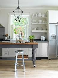 Industrious Casters Just Add Wheels to Create a Floating Kitchen