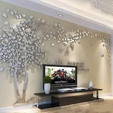 3d wall stickers big tree acrylic wall