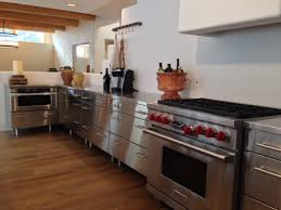 Stainless Steel Kitchens - Stainless Steel Kitchen Cabinets, Stainless Steel  Countertops, Metal Cabinets