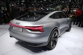 2018 audi elaine. Unique Audi Rear Of The Audi Elaine Concept At Frankfurt 2017 Inside 2018 Audi Elaine