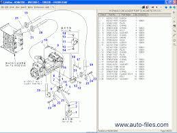 komatsu radio wiring diagram komatsu wiring diagrams