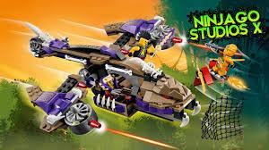 Đồ chơi Lego Ninjago Máy bay độc xà 70746