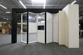 operable walls installation design