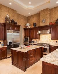 dark wood kitchen cabinets. Beautiful Dark Image By Howard Torn Construction With Dark Wood Kitchen Cabinets E