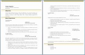 Easy Perfect Resume Lovely Free How To Make A Perfect Resume For Job