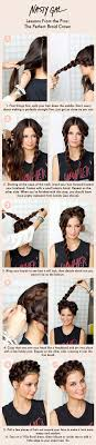 How To Make Cool Hairstyle 41 diy cool easy hairstyles that real people can actually do at 5028 by stevesalt.us