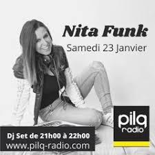 Nita Funk's stream
