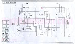 110cc chinese quad wiring diagram electrical key switch harness 110cc atv electrical diagram at 110 Cc Atv Electrical Diagram