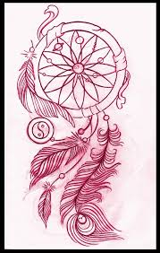 Dream Catcher Tattoo Stencils Dreamcatcher tattoo design by thirteen100s on DeviantArt 4