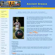 Facts about Ancient Greece for Kids Pearltrees