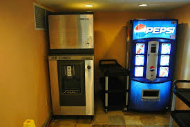 Ice Vending Machines Inspiration Ice Machine Vending Machine On Our Floor Picture Of Maui Coast