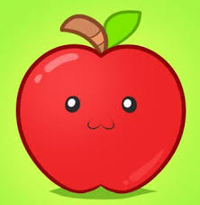 Small Picture How to draw how to draw an apple for kids Hellokidscom