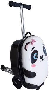 Самокат-чемодан <b>ZINC Панда серия Flyte</b>