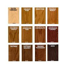 General Finishes Color Chart Georgian Cherry Gel Stain Pint Staining Cabinets Cabinet