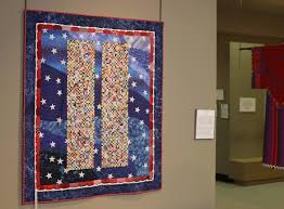 In honor of 9/11, we present the quilt... - The National Quilt ... & Image may contain: indoor Adamdwight.com