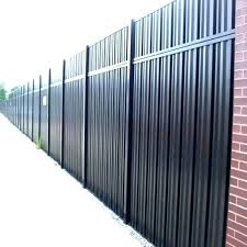corrugated metal fence panels metal privacy fence panels corrugated metal privacy fence corrugated fence panels metal