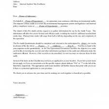 Cover Letter Associate Auditor Cover Letter Internal Audit Associate
