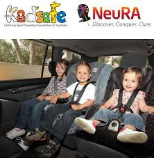 national child restraint guidelines