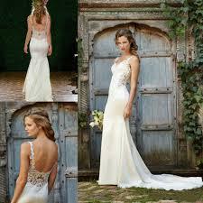 Lace Wedding Dress Vintage Rustic Wedding Style Dresses Lace Country Wedding Style Dresses