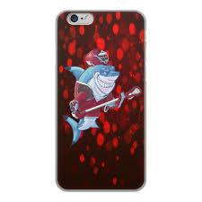 "Чехол для iPhone 6, объёмная печать ""<b>Акула</b>"" #2336403 от ZoZo ..."