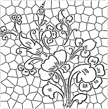 Printable Coloring Pages geometric shape coloring pages : Pattern Coloring Pages - coloringsuite.com
