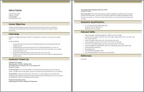 Entry Level Java Developer Resume Sample Resume Templates