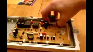 samsung microwave se 5e error fix