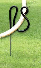 garden hose stakes. garden hose stakes tgl direct