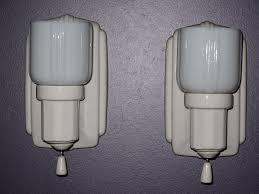 porcelain bathroom lighting vintage kitchen lighting