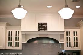 shaker style lighting. maple shaker style door with a painted polar white finish transitionalkitchen lighting f