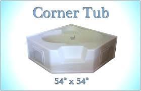 mobile home shower kits corner tub drain kit inserts for homes dra
