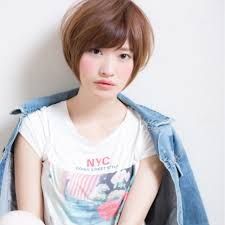 エラが気になる人集合顔型のお悩み解決髪型カタログ似合う髪型ご用意
