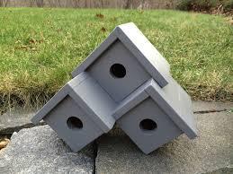 birdhouse ideas three diy birdhouse plans