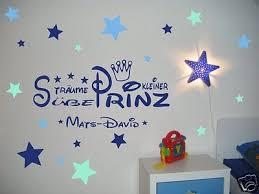 Exceptional ... Wandtattoo Name Kinderzimmer, Junge, Baby Süße Träume Sticker  Wunschname Sterne 3
