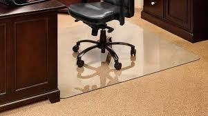 glass floor mat glass chair mat glass office chair mat glass floor mat with lip