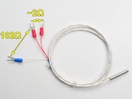 rtd wiring & config adafruit max31865 rtd pt100 amplifier Rtd Connection Diagram 2wire Vs 3 Wire adafruit_products_3wires jpg