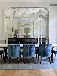 room regarding artistic navy blue velvet dining goldfinger navy dining chair modern furniture jonathan adler throughout artistic navy blue velvet dining