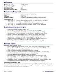 food and beverage manager resume sales resume objectives food