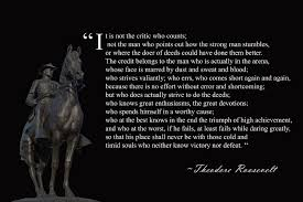 Buy Theodore Roosevelt Man In The Arena Poster Teddy Roosevelt