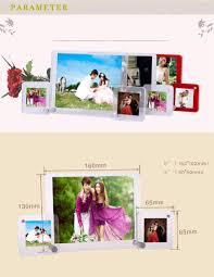 wedding 2016 new style acrylic photofunia photo frame