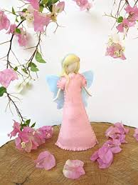 Amazon.com: Fairy Ornaments, Fairy Tale, Gifts for Girls, Waldorf ...