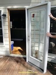 installing front doorFront Doors  Diy How To Install A Peep Hole In Your Front Door